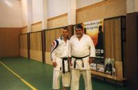 Marc HUGONET et Mickaêl MILON ( champion du monde )